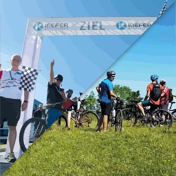 «voll wild» #19 Bike'n'Camp in Uffing am Staffelsee